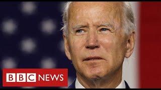 Joe Biden: first President with a stammer - BBC News