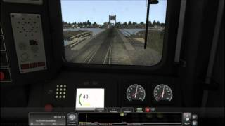 Train Simulator 2016 HD: NJT North Jersey Coast Line Train 3318 (Bay Head-New York) Comet V Cab Ride
