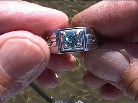 Thumbnail: River Metal Detecting Rings: Silver! - Gold! - Stainless! OMG!