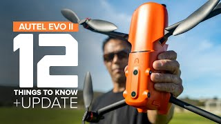 Autel EVO 2 - 12 Things to Know Before You Buy Update
