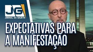 Josias de Souza / As expectativas para a manifestação pró-Bolsonaro no domingo
