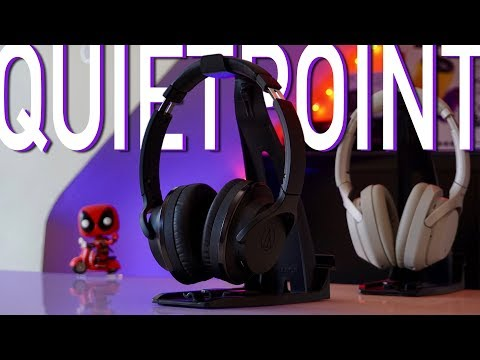 Audio-Technica ATH-ANC900BT QuietPoint Headphones Review - Over Hyped