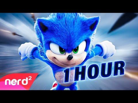 Sonic The Hedgehog Song | Gotta Go Fast | #NerdOut [1 HOUR VERSION]