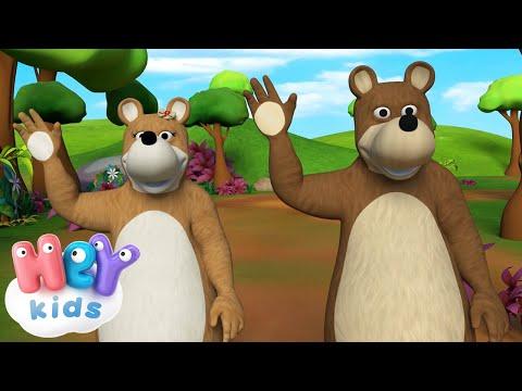 Ich bin ein Dicker Tanzbär - Kinderlieder TV