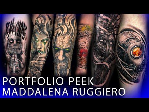 Portfolio Peek - Maddalena Ruggiero from YouTube · Duration:  3 minutes 50 seconds