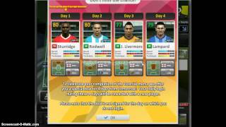 PES Association Football - FINALE game doesn