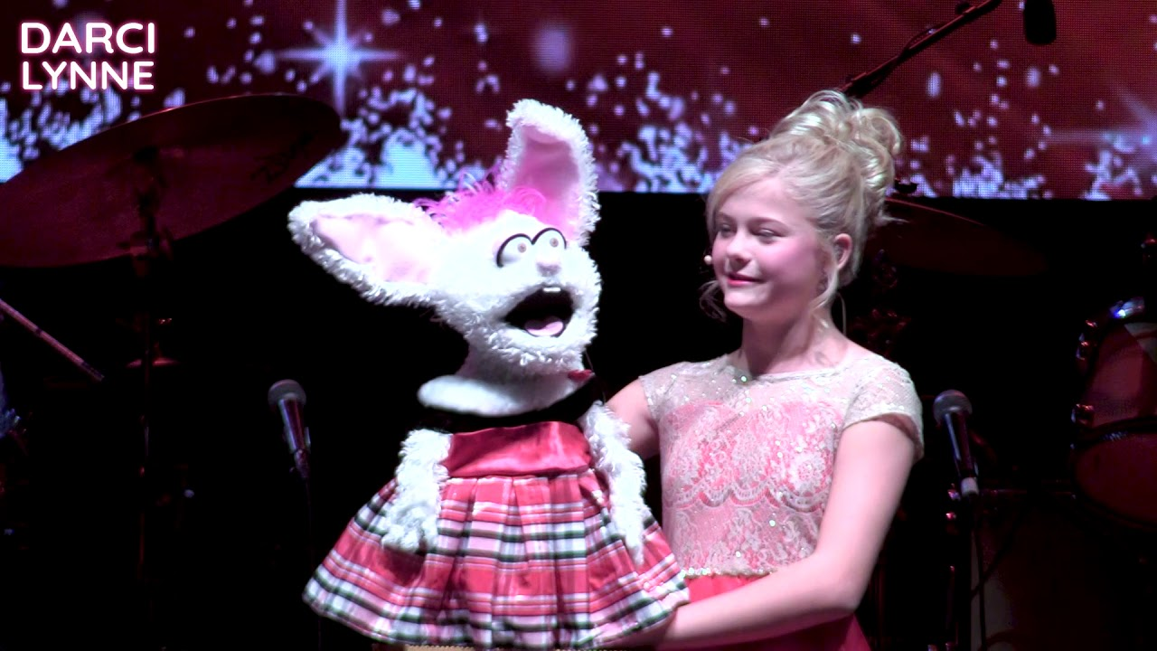Darci Lynne Have Yourself A Merry Little Christmas Youtube