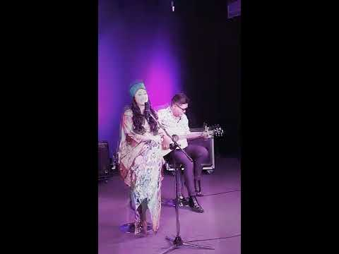 Awan DeRama Feat Ulva Melia - Asal Kau Bahagia ( Acoustic ) Cover