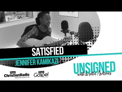 'Satisfied' by Jennifer Kamikazi // Premier Unsigned