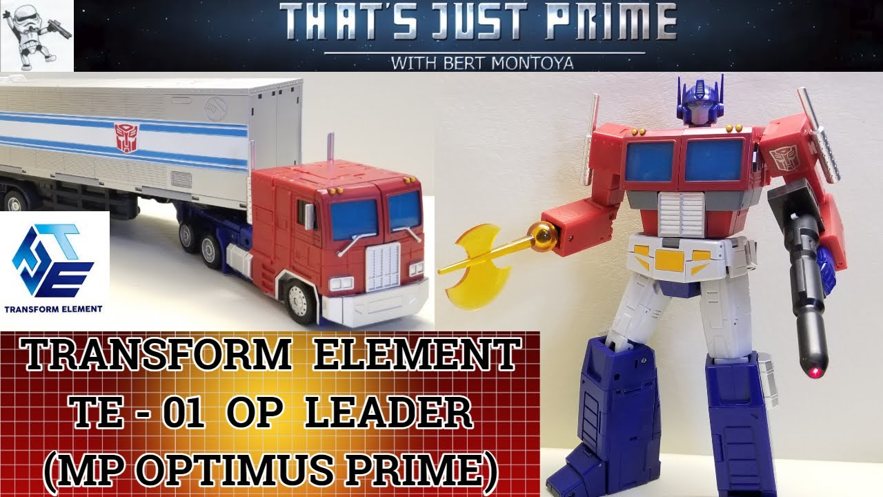 Transform Element TE-01 OP Review: