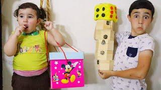 Celina and Hasouna Suprise Box - سيلينا وحسونة صندوق المفاجئة