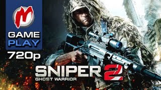 ▶ Sniper: Ghost Warrior 2 - Начало игры / First Gameplay