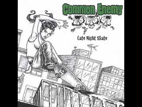 Common Enemy - Note to Self Shut Up