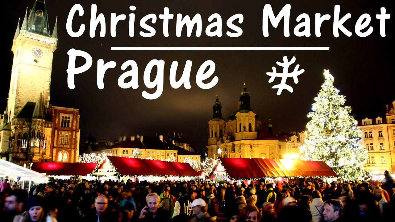 best christmas markets prague czech endless travelling youtube