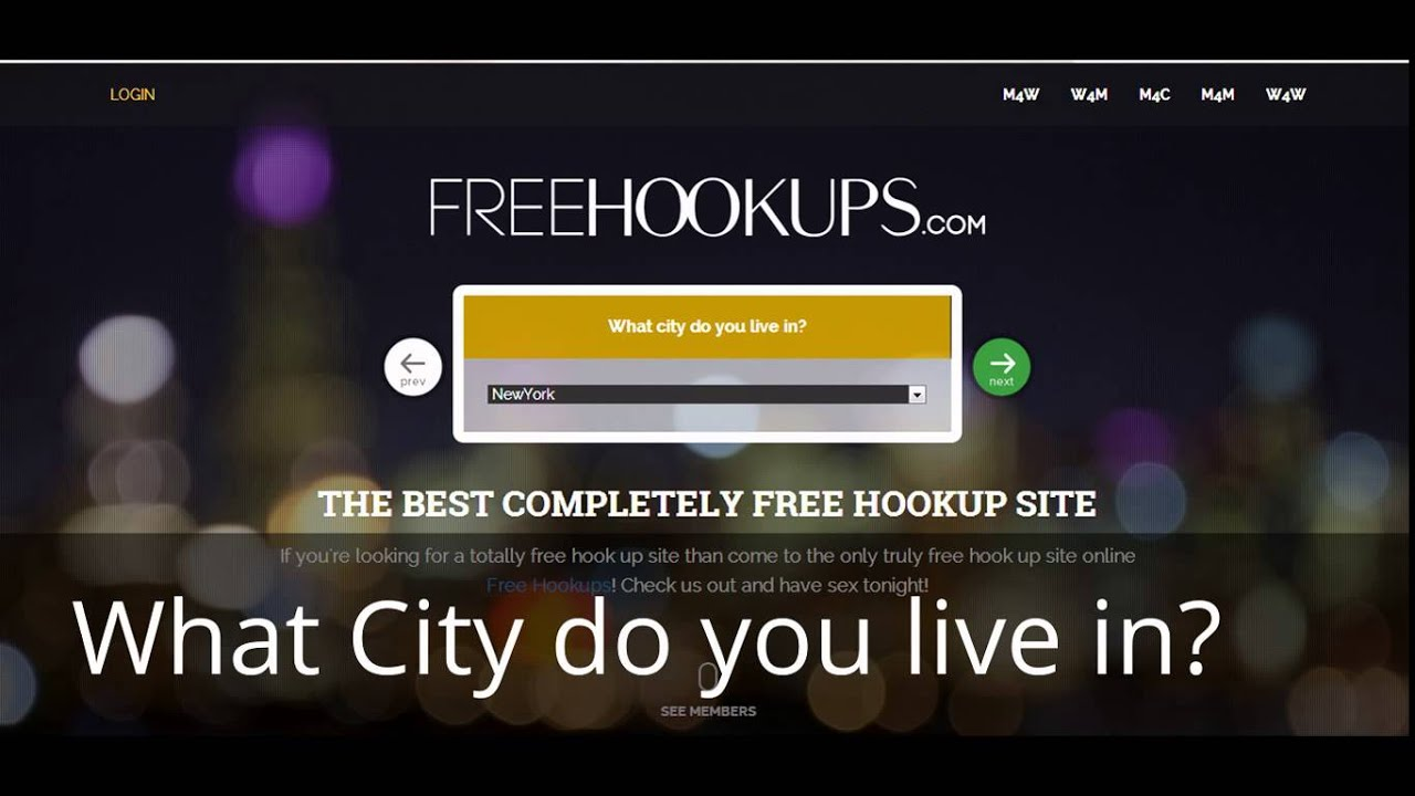 Hook up account