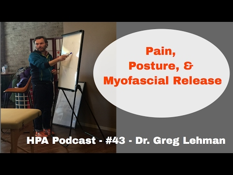 What is Pain? How Important is Posture? Is Foam Rolling Sh*t? - Dr. Greg Lehman - HPA Podcast #43