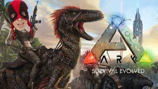 Ark Survival Evolved - Gameplay do Início (PC Gameplay PT-BR Português)