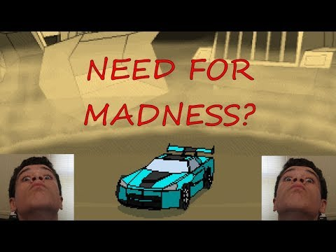 The most reliable physics engine! (Need For Madness, Episode 1)