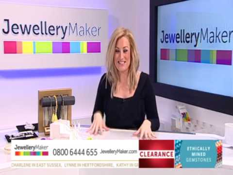 JewelleryMaker LIVE 14/02/16 8AM - 12PM