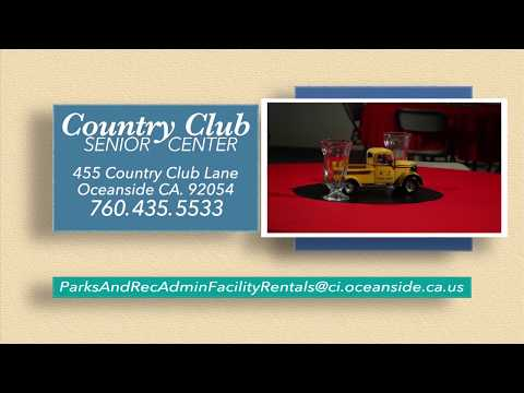 Country Club Senior Center PSA