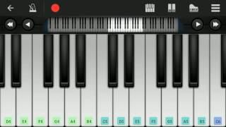 Cara Belajar Piano Android Lagu   KELANGAN