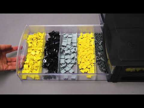 Lego Storage Boxes: How To Store Lego Properly By Papimax!