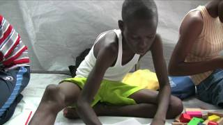 The Drawing Project | World Vision Haiti Emergency Response