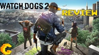 Watch Dogs 2 Review (Video Game Video Review)