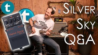 PRS Silver Sky John Mayer Signature | Answering YOUR questions | Q&A