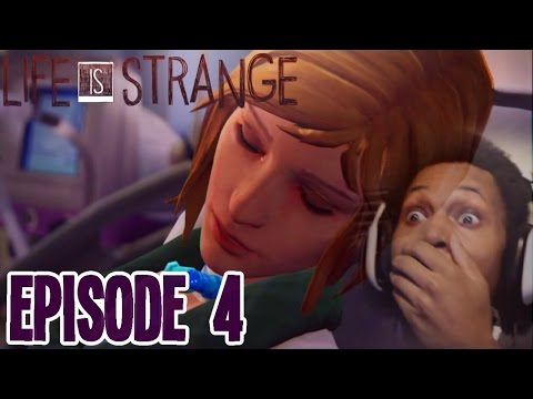 ARE YOU SERIOUS!? |  Life Is Strange: Episode 4 (Dark Room)