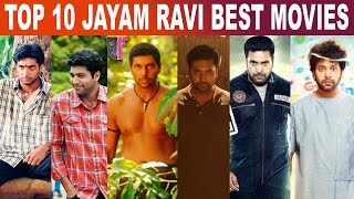 Top 10 Jayam Ravi Best Movies | Jayam RaviBlockbuster Movie Lists | Film Flick
