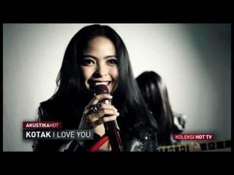 KOTAK - I LOVE U (LIVE) - Akustik Hot - #HotTV