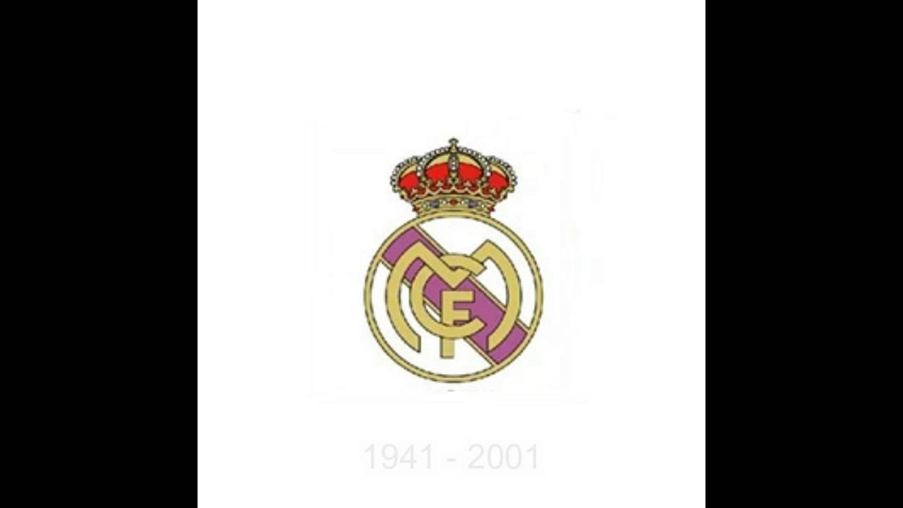 Real Madrid Logo Histo...