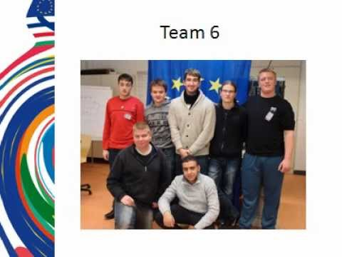 Mini project in Berlin - Team 6 - A higher challenge
