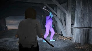 SOMOS GEMELAS! - FRIDAY THE 13th: THE GAME
