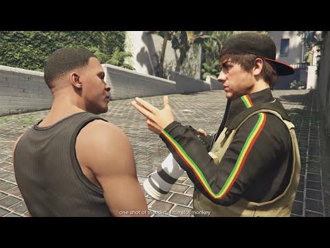 Grand Theft Auto V - Strangers & Freaks (Beverly) - Paparazzo - The Sex Tape thumbnail
