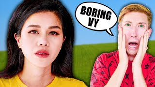 Is My GIRLFRIEND BORING? Vy Qwaint & Regina Go Undercover Pretending to be Project Zorgo Hackers