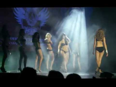 видео: Мисс СПБГУ 2011