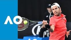 Mikael Ymer vs. Karen Khachanov - Match Highlights (2R) | Australian Open 2020