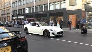 Maserati Granturismo MC Stradale 2014 Videos