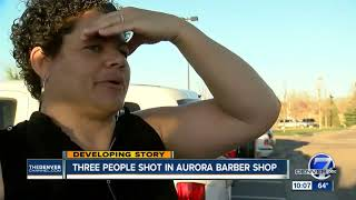 3 men shot inside Aurora office building; police say there is no threat to the community thumbnail