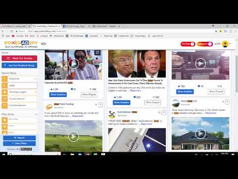 Best Facebook AD Spy Tools, October 2019 2