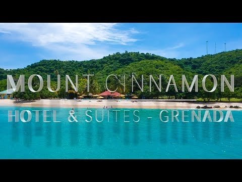 Staying at Mount Cinnamon Luxury Boutique Hotel in Grenada