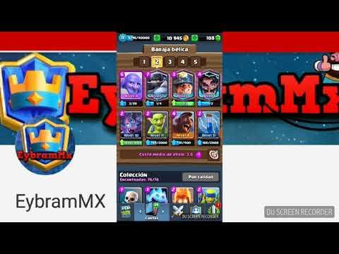 Mis 2 Mejores Mazos Con Megacaballero!- EybramMX