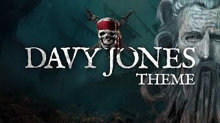 1 HOUR DAVY JONES | PLAYED ON HARP