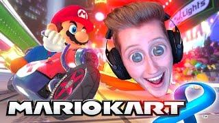DIE LAGGY LOBBT! | Mario Kart 8 feat. ELoTRiX & KenkiX