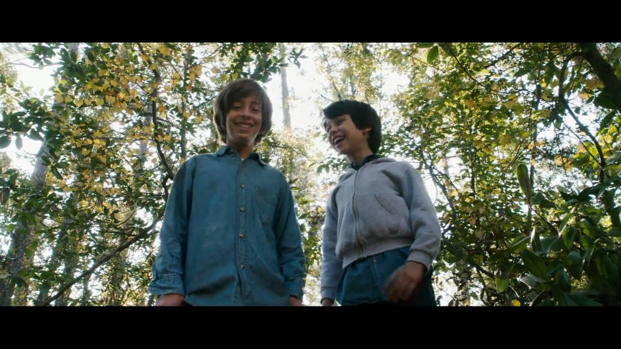 Alabama Moon Movie Trailer