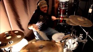 Pyrithion – The Invention of Hatred (JP Andrade Drum Playthrough)