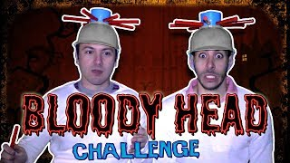Bloody Head Challenge ft. PanosDent #Internet4u