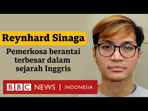 EKSKLUSIF: Reynhard Sinaga, pemerkosa berantai terbesar dalam sejarah Inggris - BBC News Indonesia
